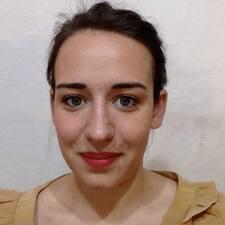 Profil utilisateur de Violette