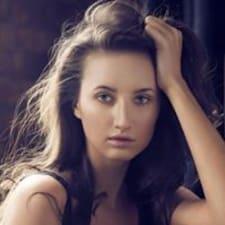 Profil utilisateur de Daryna
