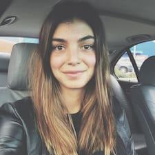 Naomi - Uživatelský profil