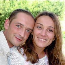 Profil utilisateur de Béatrice & Laurent