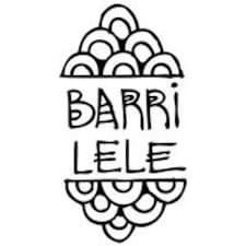 Profil utilisateur de Barri