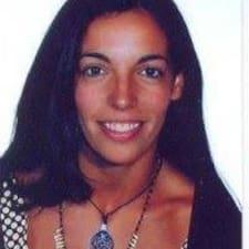 Henkilön Raquel käyttäjäprofiili