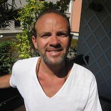 Perfil do utilizador de Franck