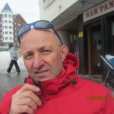 Profil Pengguna Antonello