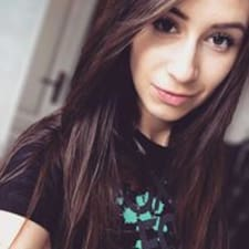 Profilo utente di Kristína