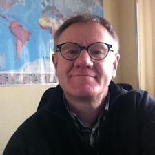 Profil utilisateur de Jean Philippe