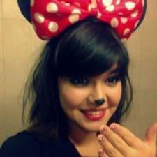 Profil utilisateur de Alexandra Simona