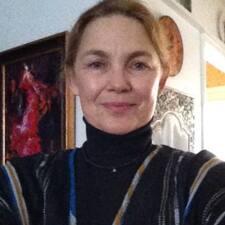 Yelena的用戶個人資料