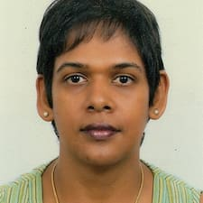 Profil utilisateur de Nisha
