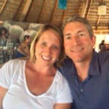 Paige & David felhasználói profilja