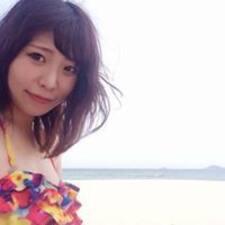 Henkilön Asako käyttäjäprofiili