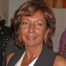 Maria Grazia是房东。