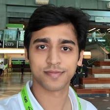 Profil utilisateur de Kedar