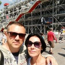 Andrey & Olga คือเจ้าของที่พัก
