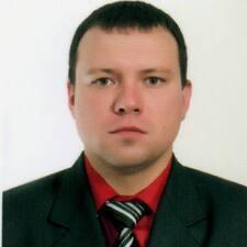 Maxym User Profile
