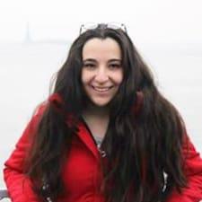 Sheyla User Profile