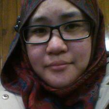 Profil Pengguna Aisyah Sakeenah