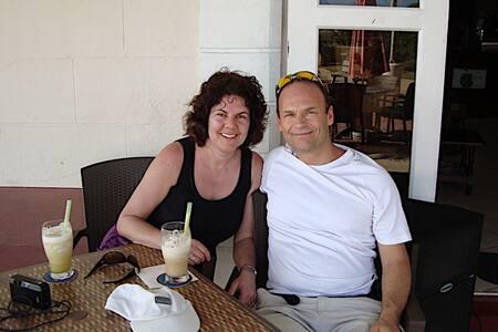 Andre & Carole