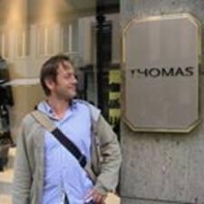 Perfil do usuário de Thomas