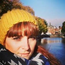 Profil korisnika Christin (Tini)