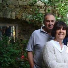 Catherine & François คือเจ้าของที่พัก