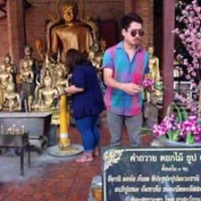 Henkilön Aung käyttäjäprofiili