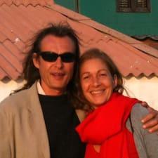 Perfil do usuário de Wanda & Éric