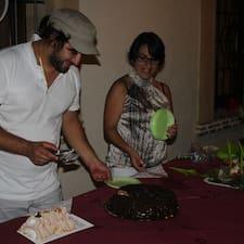 Antonino is the host.