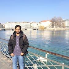 Profil utilisateur de Vidyasagar