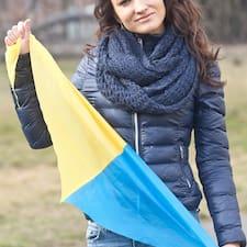 โพรไฟล์ผู้ใช้ Iryna