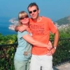 Profil utilisateur de Gordana & Andrej