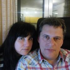 Henkilön Magda & Robert käyttäjäprofiili