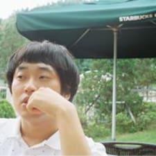 Profil utilisateur de Seonghyeon