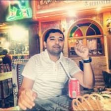 Rashad User Profile