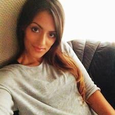 Profilo utente di Dijana