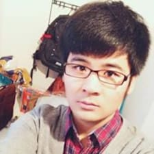 Profil utilisateur de Ximeng