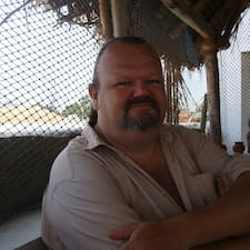 Patrick felhasználói profilja