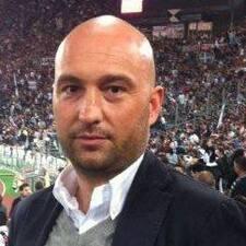 Pierfrancesco is the host.