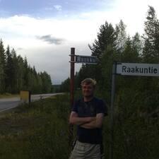 Profil Pengguna Markku