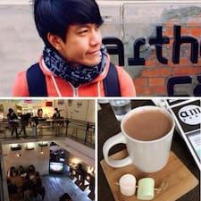 Профиль пользователя Chia-Yu