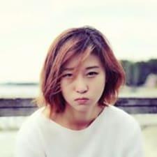 Perfil de usuario de Jiyoung