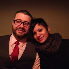 Jorge & Jessica User Profile