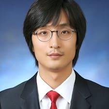 Profil utilisateur de Youngho