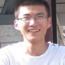 Användarprofil för Jiacheng