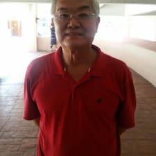 Profil utilisateur de Check Wei