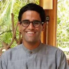 Profil utilisateur de Anshul