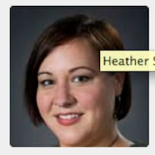 Perfil de usuario de Heather