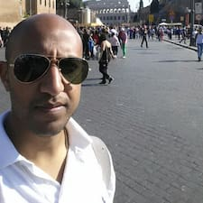Profil utilisateur de Shuvrajit