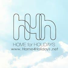 Nutzerprofil von Home4Holidays