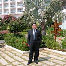 Jianping est l'hôte.